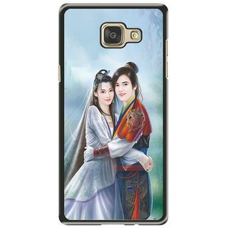 FRENEMY Back Cover for Samsung Galaxy A3 2016