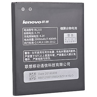 100 Original Lenovo Bl210 Battery for Lenovo S820 S650 A656 A658T A766 A750E A7