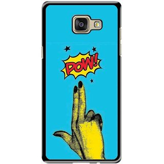 FRENEMY Back Cover for Samsung Galaxy A5 2016