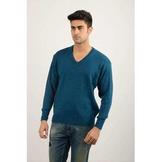 Den Hague Men Wool Blend Regular Fit cardigan