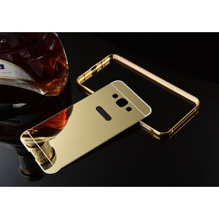 Samsung galaxy j7 gold back cover