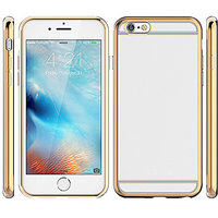 Soft Gold Plated Back Cover for Lava A71