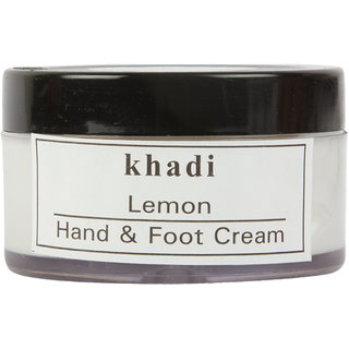 khadi foot cream