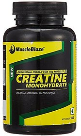 MuscleBlaze Creatine, 100 gm