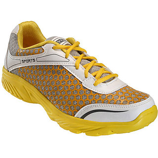 Yepme Groove Sports Shoes- Yellow