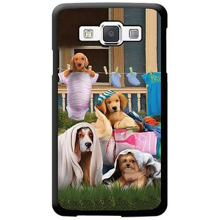 FRENEMY Back Cover for Samsung Galaxy A5