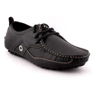 wonker black casual shoes