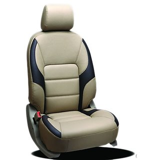 Buy Honda City Beigeleatherite Car Seat Cover Online Get 50 Off
