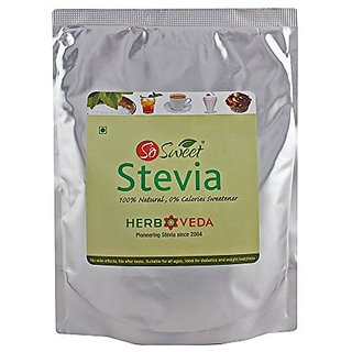 So Sweet Stevia 500gms Spoonable Powder 100% Natural Sweetener- Sugarfree