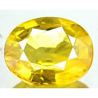 CEYLON SAPPHIRE 7.25 carat pukhraj natural certified stone