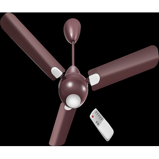 Lazer 3G LED Ceiling Fan (with Remote) - Rich Grey