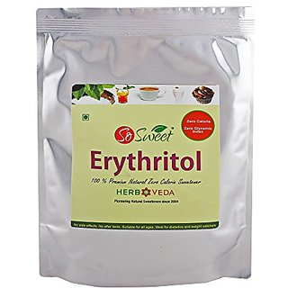 So Sweet 1 Kg Erythritol 100% Natural Sweetener- Sugarfree