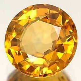 CEYLON SAPPHIRE 3.25 carat pukhraj natural certified stone