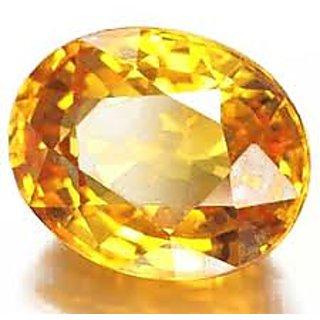 CEYLON SAPPHIRE 5.25 carat pukhraj natural certified stone