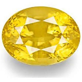 CEYLON SAPPHIRE 4.25 carat pukhraj natural certified stone