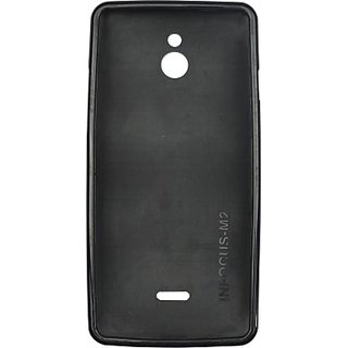 watch 8a0a5 f9db5 INFOCUS M2 Back Cover Case ( Brown - Black)