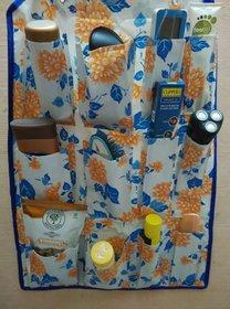 Foldable Travel Shelf with 12 Pockets