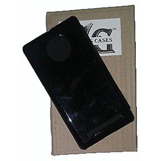 premium selection 1b111 a33fb Flip Cover for Micromax YU Yuphoria YU5010 - Black