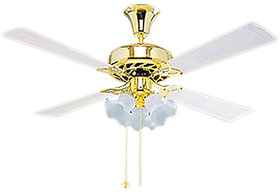 Crompton Greaves Uranus 1200mm Ceiling Fan (Ivory)