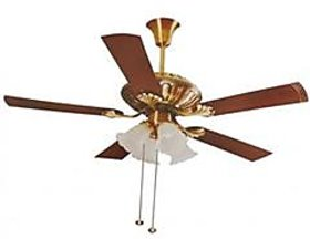 Crompton Greaves Jupiter 1200mm Ceiling Fan (Brass)