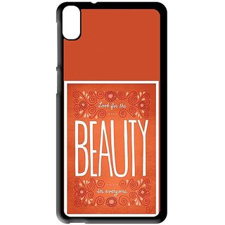FRENEMY Back Cover for HTC Desire 820