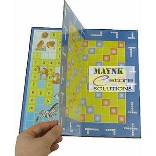 Ekta Spellex Junior Game Board Game for Kids Educational Improves Mental Ability