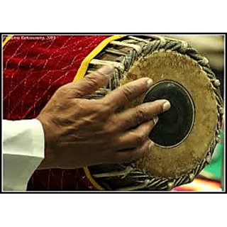 Mridangam / Mridamgam Carnatic Music Percussion Instrument