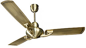 Crompton Greaves Triton 1200mm  Ceiling Fan  (Antique Brass)