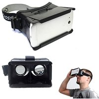 3d Glasses Virtual Reality Colorcross Cst-01 Universal DIY Video Movie Game Glasses For IPhone Samsung Android 4-6 Mob