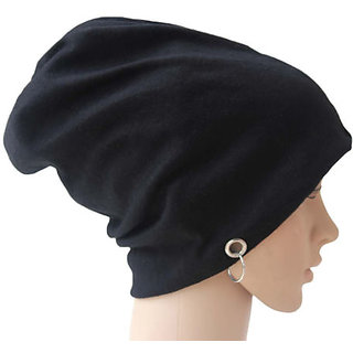 Buy Beanie Cap with Ring (Cotton Hosiery) for Men and Women Online - Get  63% Off 5a125ccaea6