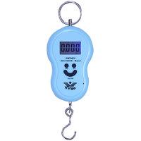 Virgo Portable Handheld Hanging Digital Lcd Electronic Luggage And Multi Purpose Pocket Weighing Scale 50 Kg IP-508