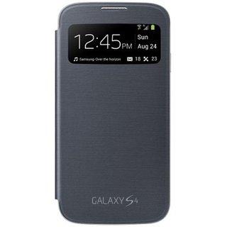 Click AwaySamsung Galaxy S4 - Flip Cover (Black)