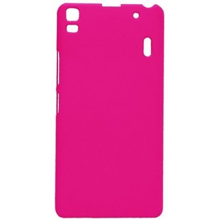 Lenovo A7000/ K3 Note Back Cover Pink