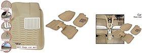ROYAL Assorted Floor Mat 3D Type Maruti Suzuki Swift Dzire