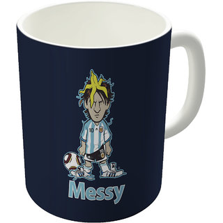 Dreambolic  Messy Printed Ceramic Coffee Mug