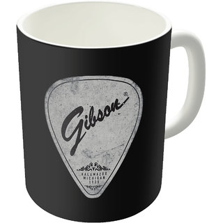 Dreambolic  Gibson Printed Ceramic Coffee Mug