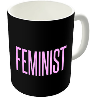 Dreambolic  Feminst Printed Ceramic Coffee Mug