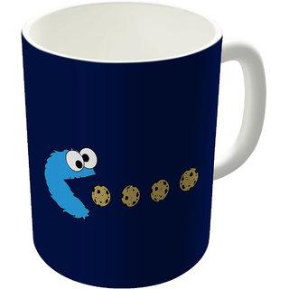Dreambolic  Coockie Monster Printed Ceramic Coffee Mug