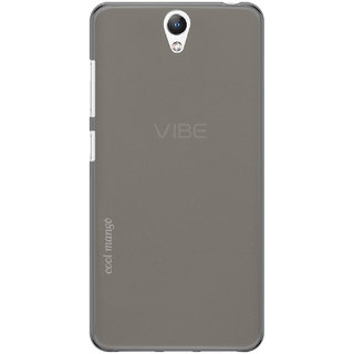 Cool Mango Back Cover for Lenovo Vibe S1 (Smokey Grey)