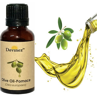 Devinez Olive - Pomace Oil, 100 Pure, Natural  Undiluted, 15ml
