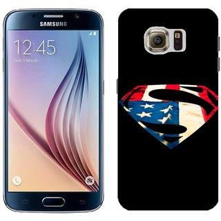 Samsung Galaxy S6 Design Back Cover Case