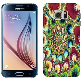 Samsung Galaxy S6 Design Back Cover Case