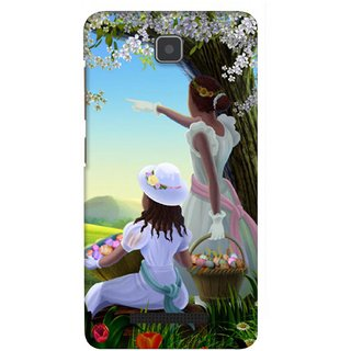 G.store Printed Back Covers for Lenovo A1900 Multi