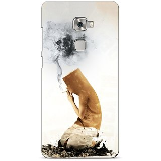 G.store Printed Back Covers for Huawei Mate S White
