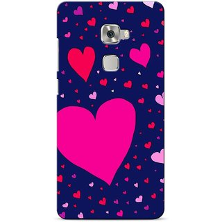 G.store Printed Back Covers for Huawei Mate S Blue