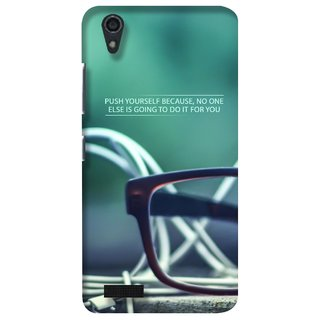 G.store Printed Back Covers for Lenovo A3900 Green
