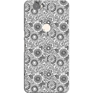G.store Printed Back Covers for Huawei Nexus 6P White