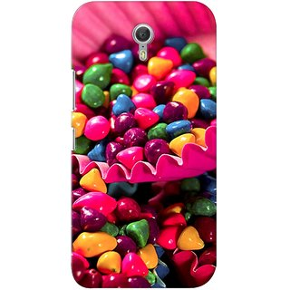 G.store Printed Back Covers for Lenovo ZUK Z1 Multi