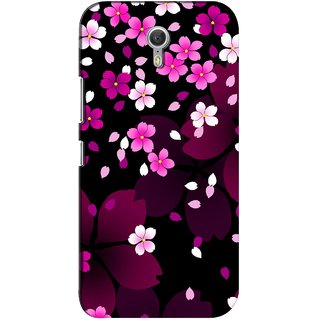 G.store Printed Back Covers for Lenovo ZUK Z1 Pink