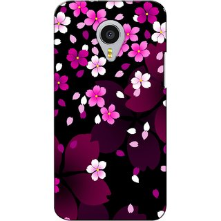 G.store Printed Back Covers for Meizu MX4 Pro Pink